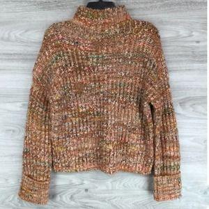 Madewell Rayner Mockneck Sweater